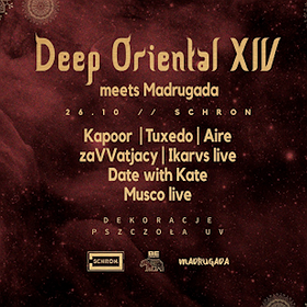 Muzyka klubowa: Deep Oriental XIV meets Madrugada