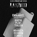 Imprezy: Playground w/ Emmanuel (ARTS / Italy), Poznań