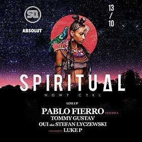 Koncerty: SPIRITUAL
