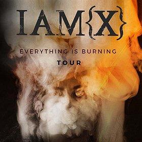 Bilety na IAMX