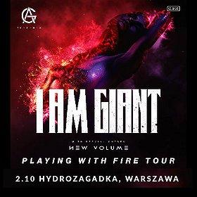 Koncerty: I Am Giant - Warszawa