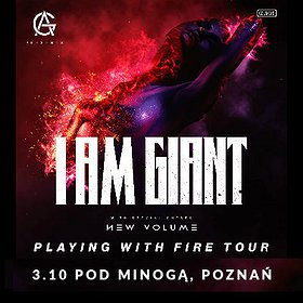 Koncerty: I Am Giant - Poznań