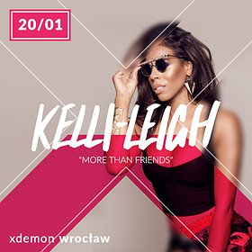 Bilety na Kelli Leigh - More Than Friends