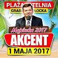 Koncerty: Majówka 2017 na Plaży Patelnia, Płock
