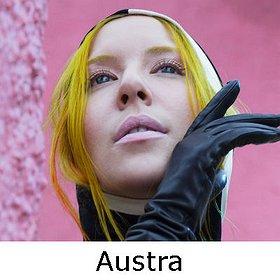 Koncerty: AUSTRA - Warszawa