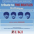 Koncerty: Tribute to the Beatles - Yesterday - Koncert Charytatywny, Poznań
