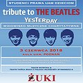 Concerts: Tribute to the Beatles - Yesterday - Koncert Charytatywny, Poznań