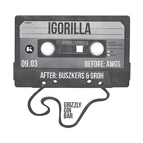 Concerts: Igorilla / Buszkers & Groh