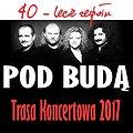 Koncerty: 40-lecie Zespołu Pod Budą, Kraków