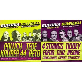 Bilety na Euforia Dźwięku - zakończenie wakacji