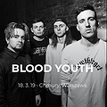 Koncerty: Blood Youth, Warszawa