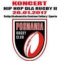 Koncerty: Hip Hop Dla Rugby II , Poznań