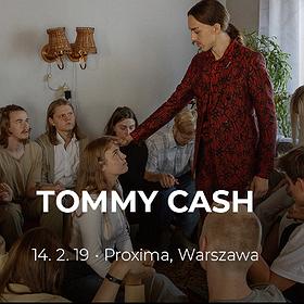 Koncerty: Tommy Cash - Warszawa