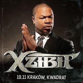 Hip Hop / Reggae: Xzibit Kraków, Kwadrat