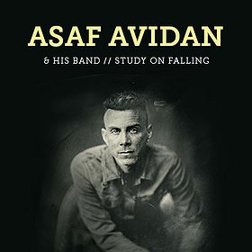 Koncerty : Asaf Avidan & HIS BAND - STUDY ON FALLING