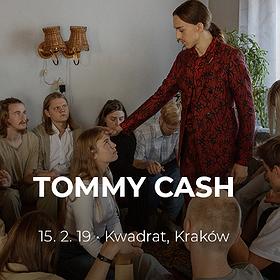 Koncerty: Tommy Cash - Kraków