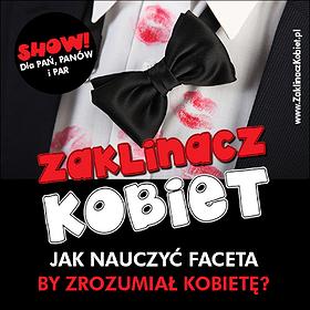 Stand-up: Zaklinacz Kobiet - Łódź