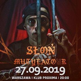 Hip Hop / Reggae: Słoń - Warszawa