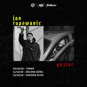 Hip Hop / Reggae: Jan-rapowanie x Guzior - Toruń