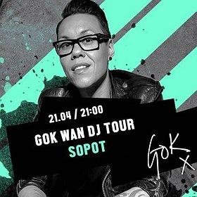 Imprezy: GokWan DJ Tour w Sopocie!