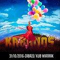 """Koncerty: KABANOS """" DO GÓRY CHMURY TOUR 2016, Zabrze"""