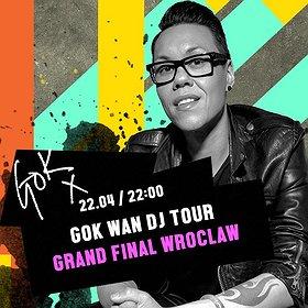 Imprezy: GokWan DJ Tour Grande Finale!