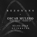Muzyka klubowa: Rezonans x Oscar Mulero, Sopot