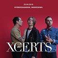 Koncerty: The Xcerts - Warszawa, Warszawa