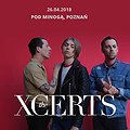 Koncerty: The Xcerts - Poznań, Poznań