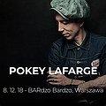Concerts: Pokey LaFarge, Warszawa