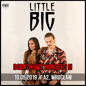 Koncerty: LITTLE BIG - Wrocław