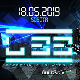 Muzyka klubowa:  Bassline pres. L 33 [Blackout, Eatbrain] | Łódź