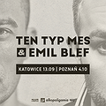 Hip Hop / Reggae: Ten Typ Mes & Emil Blef - Poznań, Poznań