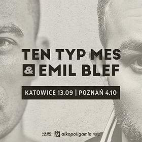 Hip Hop / Reggae: Ten Typ Mes & Emil Blef - Poznań