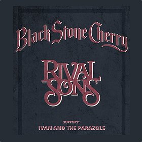 Koncerty: Rival Sons | Black Stone Cherry