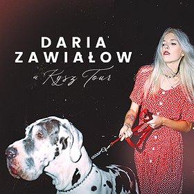 Koncerty: Daria Zawiałow - Gdańsk