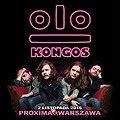Koncerty: Kongos, Warszawa