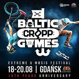 Bilety na Cropp Baltic Games 2017
