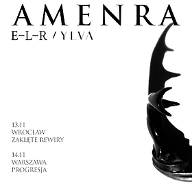 Hard Rock / Metal: Amenra Wrocław