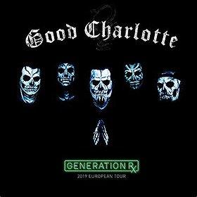 Koncerty: Good Charlotte