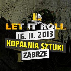Imprezy: LET IT ROLL POLSKA 2013