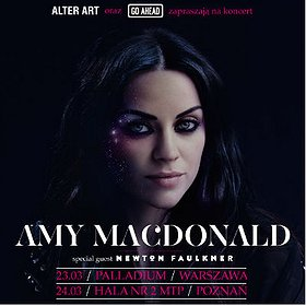 Koncerty: Amy Macdonald