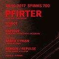 Muzyka klubowa: Rezonans / Pfirter | Sfinks700, Sopot
