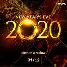 New Year's Eve 2020 // X-Demon Wrocław