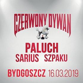Koncerty: Paluch x Szpaku x Sarius Bydgoszcz