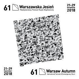 Koncerty: 61. Międzynarodowy Festiwal Muzyki Współczesnej Warszawska Jesień - KARNET