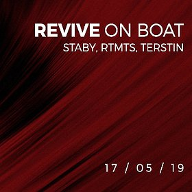 Events: Revive On Boat x Terstin Bday
