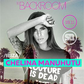 Muzyka klubowa: The Backroom pres. Chelina Manuhutu (Ibiza)