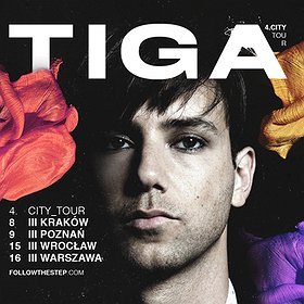 Koncerty: TIGA - Wrocław
