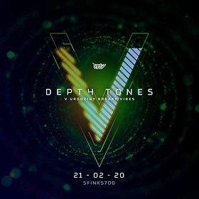 Muzyka klubowa: Depth Tones: Bredren   V Urodziny Breaky Vibes